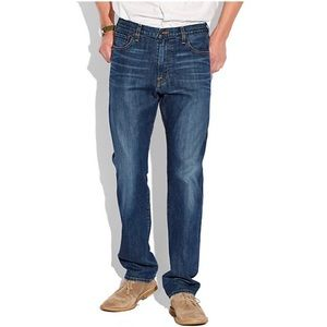 Men's Lucky Brand relaxed straight jeans 481